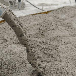 Товарный бетон (пескобетон)